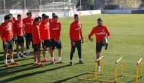 El Atlético viaja a Reus sin ocho habituales y con tres del filial