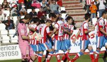 El Lugo bloquea al Mallorca