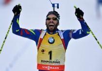 Ruhpolding, mass start maschile: Martin Fourcade signore assoluto, risorge Moravec