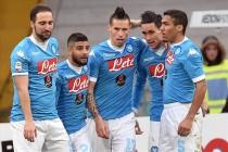 Napoli - Carpi, azzurri a caccia dell'ottavo successo consecutivo