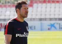 Simeone blinda al Atlético antes de ir a Milán
