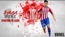 Sporting de Gijón 2015/2016: Meré, defensa imprescindible