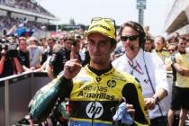 Alex Rins dará el salto a MotoGP con Suzuki en 2017