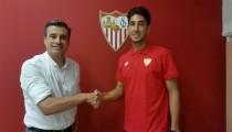 Andrés Schetino refuerza el centro del campo del Sevilla Atlético