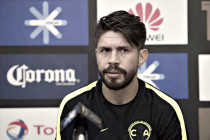 """Oribe Peralta: """"Trato de ser un ejemplo dentro de la cancha"""""""