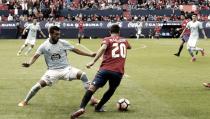 Balanza equilibrada en los precedentes de los Osasuna-Celta