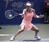 Una inspiradísima Radwanska acaba con la racha de Wozniacki