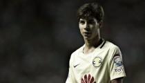 """Diego Lainez: """"El futbol siempre me gustó desde chico"""""""