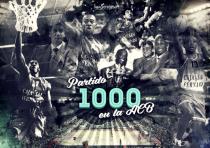 1000 partidos en ACB del baloncesto en Sevilla