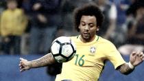 Gol de Marcelo y gran actuación de Casemiro en el triunfo de Brasil