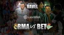 """Real Madrid - Real Betis: """"no hay nada imposible para el que se atreve"""""""