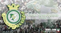 Vitória FC 2015/16: año de asentarse y olvidar el vértigo