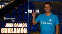 """Entrevista. Juan Carlos Guillamón: """"Con mi idea de juego y sin lesiones, podemos conseguir un buen año"""""""