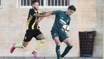 Villa y Pepe, titulares en la victoria de España Sub-18