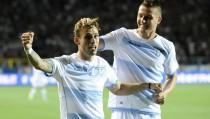Atalanta-Lazio: partita a due facce, alla fine la spuntano i biancocelesti 3-4
