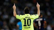 Messi pone el 500