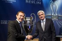 """C. Villaverde: """"Europa ya sabe que somos capaces de eliminar al Bayern"""""""