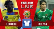 Resultado Ecuador vs Bolivia en Eliminatorias Mundial Rusia (1-0)