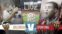 Valencia 0-1 Sporting de Gijón en Liga 2016: tres puntos de oro en Mestalla