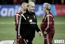 La selección española ya está en Austria