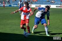 Espanyol B - Alcoyano: con moral para ir hacia arriba