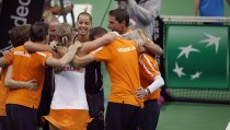 Fed Cup: Russia vs Netherlands Day Two Recap