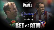 Real Betis - Atlético de Madrid: un Benito Villamarín necesitado de alegrías