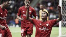 Doblete de Bacca para el título del Sevilla en Europa League
