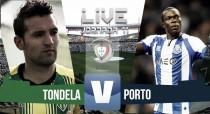 Tondela vs Porto en vivo y en directo online
