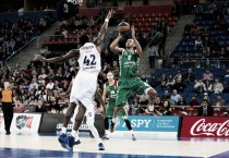 Baskonia gana tras una exhibición de Bargnani