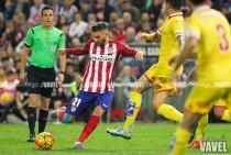 """Carrasco: """"Ahora quiero ganar títulos con el Atlético"""""""
