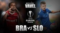 SC Braga - Slovan Liberec: la victoria y el liderato como única opción