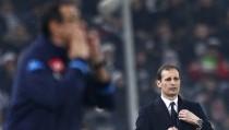 """Allegri: """"Felicidades a Zaza, es un gol importantísimo"""""""