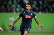 Europa League : le Napoli marche sur Wolfsburg