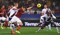 Partita Cagliari - Roma in diretta, 2° giornata Serie A 2016/17 LIVE - , Sau completa la rimonta (2-2)