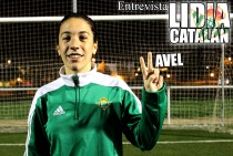 """Entrevista. Lidia Catalán: """"El Betis es el equipo de mi vida"""""""