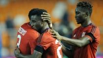 Valencia - Lione 0-2: spagnoli in Europa League