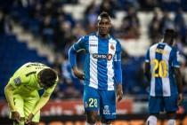 Mamadou asegura su futuro en el Espanyol hasta 2019
