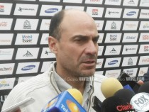 """Rodrigo Fernández: """"Queremos que la afición se haga sentir"""""""