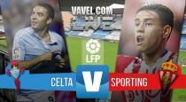 Celta de Vigo vs Sporting de Gijón en vivo (2-1): Cara Celta, cruz Sporting