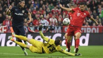 """Oblak: """"Lo importante no es el penalti, es que iremos a Milán"""""""