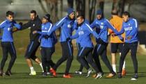 Verso Napoli - Inter, le scelte di Mancini