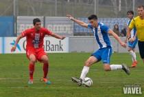 El Alcoyano remonta al Espanyol B y se clasifica para la Copa del Rey