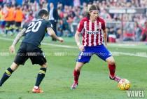 Filipe Luis, sancionado con tres partidos