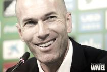 """Zidane: """"Esperaba sufrir tanto porque en su casa te lo ponen muy difícil"""""""
