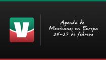 Agenda de mexicanos en Europa: Benfica y Porto luchan por el liderato