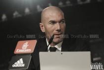 Zidane espera que el Marsella vuelva a lo más alto