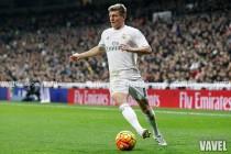 """Toni Kroos: """"Debemos jugar bien tanto en casa como fuera"""""""