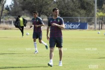 Pese a dolencias, Boselli está listo para enfrentar a Chivas