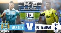 En vivo: Manchester City vs Tottenham 2016 online en Premier League